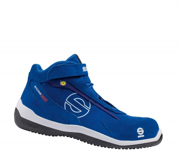 Sparco Racing Blue
