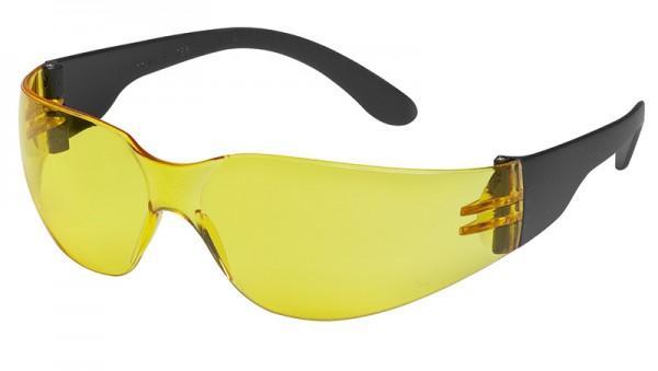 Schutzbrille Champ gelb