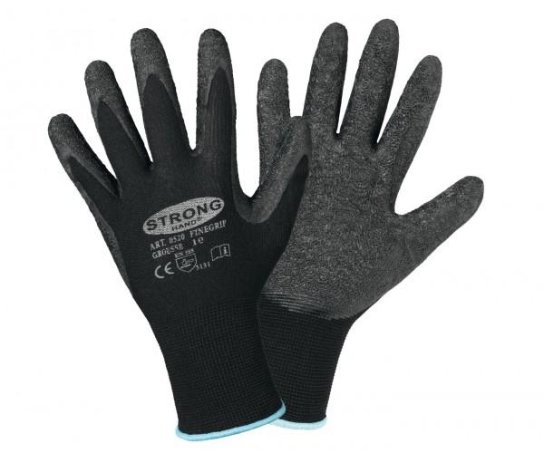PA-Handschuh schwarz
