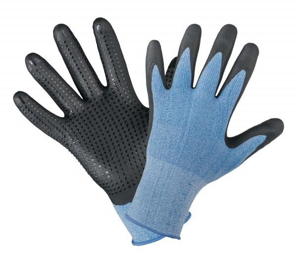 Micro Nitrilschaum Lycra Handschuh